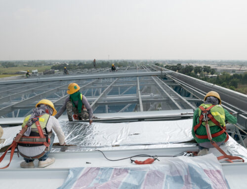 Seven Ways Commercial Roofing Can Improve Your Business